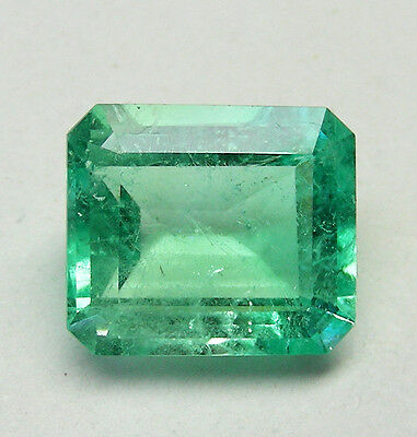 3.67ct!! NATURAL COLOMBIAN EMERALD NATURAL COLOUR +CERTIFICATE AVAILABLE