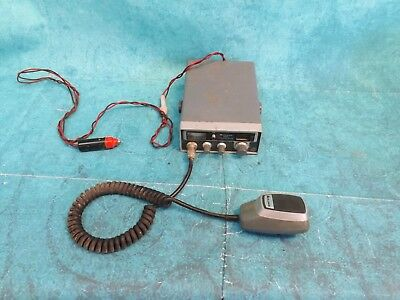 Midland 2001 CB Radio with Mic and Power Cable.  (Hospiscare)