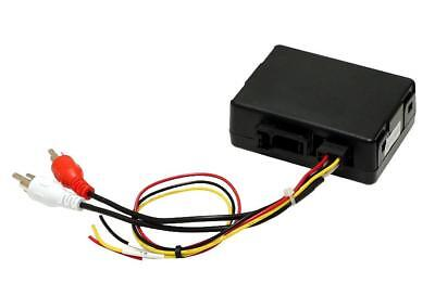 Mercedes ML 05-11 W164 Fibre Optic BOSE Amplifier Retention Interface