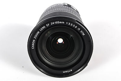 BRAND NEW Canon 24-105mm F/3.5-5.6 IS STM EF Mount Lens