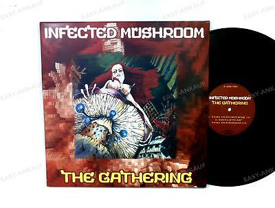 Infected Mushroom - The Gathering GER 3LP 1999 /3