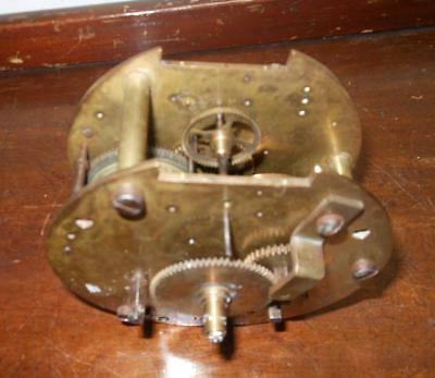 fusee ships  clock movement for restore