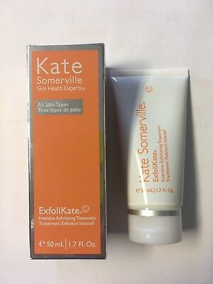 Kate Somerville ExfoliKate Intensive Exfoliating Treatment  1.7 fl oz/50 ml NIB