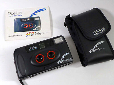 135 Plus film Stereo Camera with short stereo base by 4D Magic - sh