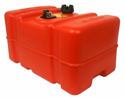 Scepter 45L Fuel Tank with Vented Cap and Fuel Guage Tall Cubic - Brand NEW