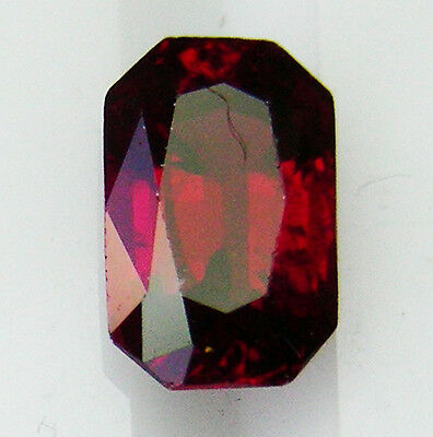 0.75ct!! NATURAL RUBY EXPERTLY FACETED IN GERMANY +APPRAISAL AVAILABLE