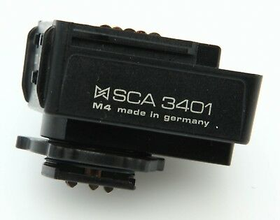 Metz SCA 3401 TTL dedicated module for Metz 3000 series for Nikon cameras 368755