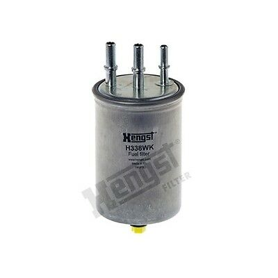1 x Kraftstofffilter Hengst H338WK Ford Tourneo Connect 1.8 TDCi