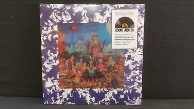 The Rolling Stones' Their Satanic Majesties Lp Mint & Sealed Rsd 2018 Lenticular