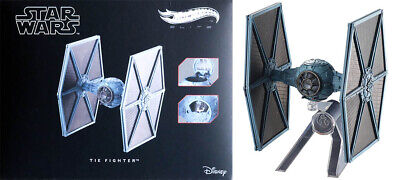 Imperial Tie Fighter Star Wars The Empire Strikes Back Hot Wheels Elite CMC92