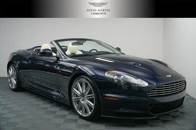 DBS 2DR VOLANTE Aston Martin DBS Volante!! Super Low Miles! Extra Low reserve!