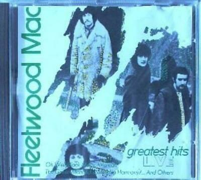 Greatest Hits Live by Fleetwood Mac (CD, 1988, Commander)