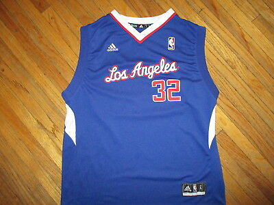 promo code 486a4 56a9f BLAKE GRIFFIN LOS ANGELES CLIPPERS 32 JERSEY Blue ADIDAS NBA Basketball  YOUTH LG