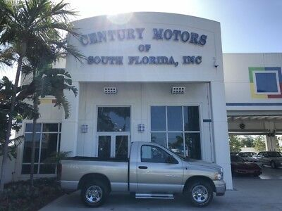 2004 Dodge Ram 1500  Low Miles 4.7L V8 Tow Hitch Bedliner CD Cruise