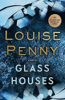 Glass Houses (Chief Inspector Gamache Novel) by Penny, Louise, NEW Book, FREE &