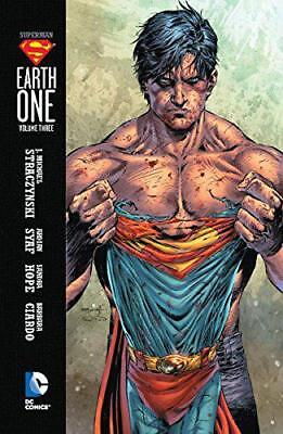 Superman Earth One TP Vol 3 by Straczynski, J. Michael | Paperback Book | 978140