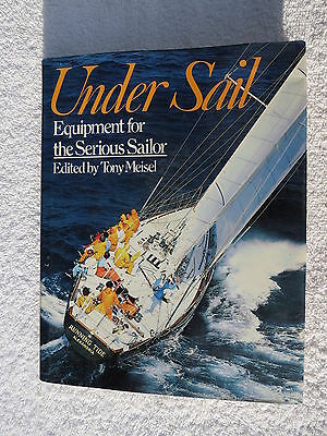 Under Sail Sailing Book Maritime Seashell Nautical Marine (#187)