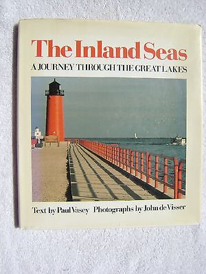 The Inland Seas Book Maritime Nautical Marine (#123)