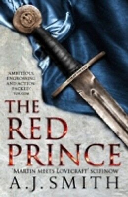The Red Prince / The Long War Book 3 / A. J. Smith  9781784080884