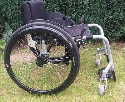 Aktivrollstuhl Invacare Top End Crossfire SB 48