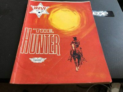 """1969. """"Wild West Picture Library"""" Comic # 88. """"The Hunter"""".Cowboy. Western"""