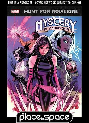 (Wk21) The Hunt For Wolverine: Mystery Madripoor #1A - Preorder 23Rd May