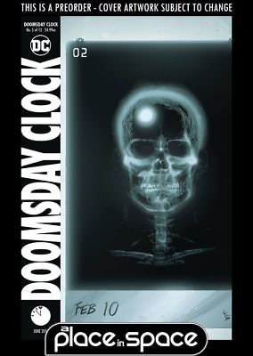(Wk21) Doomsday Clock #5A - Preorder 23Rd May