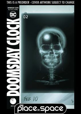 (Wk22) Doomsday Clock #5A - Preorder 30Th May