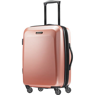 """American Tourister Moonlight 20"""" Expandable Hardside Hardside Carry-On NEW"""