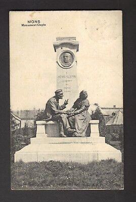 MONS - Monument Clepin  (1913)