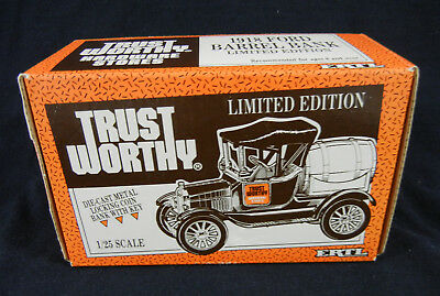 1918 Ford NAIL BARREL Trustworthy Hardware Die-Cast Truck : 1:25 Scale