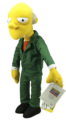 C. Montgomery Burns The Simpsons Plüschfigur/ Stofffigur ca. 37 cm