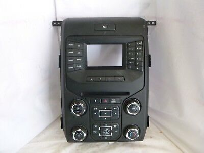13 14 Ford F150 Radio Cd Face Plate Replacement EL3T-18A802-BA UX108