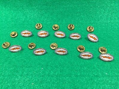 Lot Of 10 Vintage International Championship Auto Show Pins