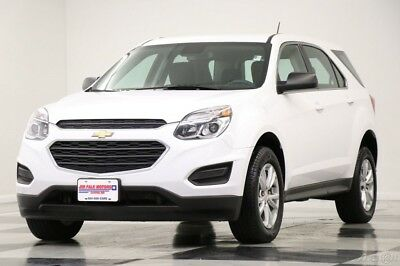 Chevrolet Equinox  Like New Used Bluetooth USB 1 Owner Power Options 16 18 2018 17 13K Miles