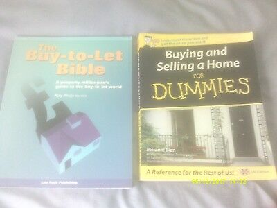 2 Buy To Let & Buying And Selling A Home For Dummies Manuals