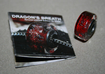 OHM Bead - Dragons Breath - Limited Edition - Collectors item - new