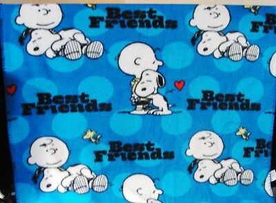 Snoopy: Travel Throw (Best Friends) + Tumbler (Feelin' Groovy) + Mug (Chill Out)