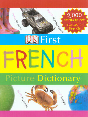DK first French picture dictionary by Elise See Tai (Hardback)