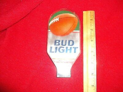 Nfl Bud Light Large 13 Quot Tap Handle Beer Bar Pub Keg