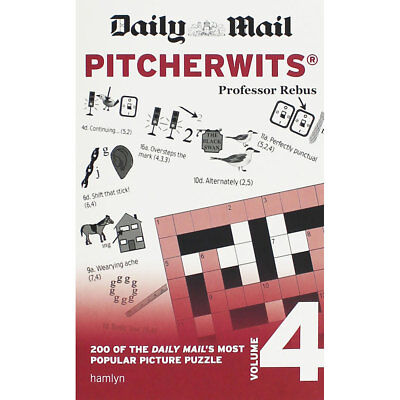 Daily Mail - Pitcherwits 4 by Daily Mail (Paperback), New Arrivals, Brand New