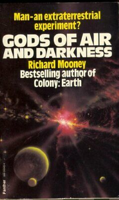 Gods of Air and Darkness by Mooney, Richard Paperback Book The Fast Free