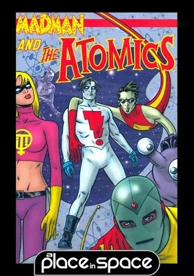 Madman And The Atomics Vol 01  - Softcover