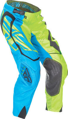 Fly Racing Mens Evolution 2.0 Switchback Pants US 32 Blue Hi-Vis