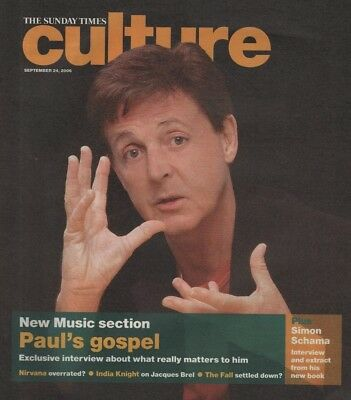 PAUL MCCARTNEY EXCLUSIVE