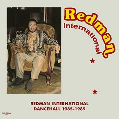 Redman International Dancehall 1985-1989  2 Vinyl Lp Neu