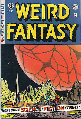 EC Classic Reprint #5 Weird Fantasy #13  (1973, East Coast Comix) (