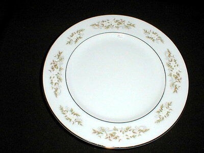 International Silver Co #326 SPRINGTIME Bread Plate/s (loc-sau67)