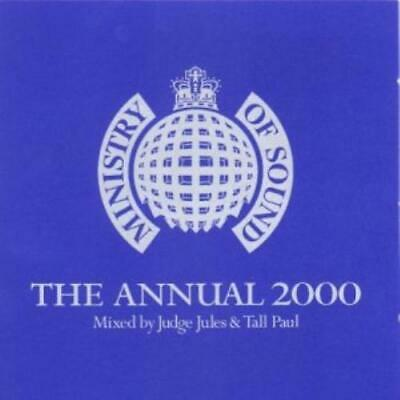 Various Artists : Ministry of Sound - The Annual 2000 (Dig CD Quality guaranteed