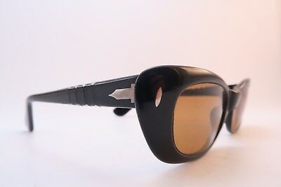 Vintage 50s Persol Ratti sunglasses Italy original etched glass lens *****